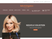 screenshot http://www.direct-perruques.com Direct Perruques - Vente de prothèses capillaires en ligne