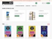 screenshot https://directbuy.fr Grossiste de matériel pour cigarette électronique pour les professionnels