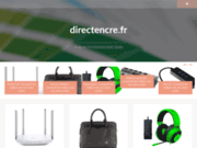 screenshot http://www.directencre.fr Cartouche d'encre