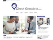 screenshot http://www.directgrossiste.com grossiste