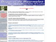 screenshot http://www.disparusdemourmelon.org disparus de mourmelon