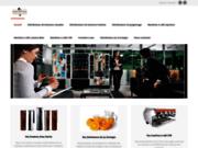 Distributeur de boisson, distributeur de confiseries, fontaine a eau - Distribution automatique