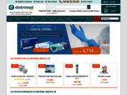 Distrimed : matériel et fournitures médicales sur le net