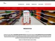 screenshot http://www.distriplus.org force de vente supplétive : le meilleur retour sur