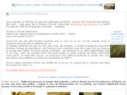 screenshot http://www.divona.info divona cahors à l'époque romaine