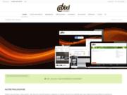 screenshot http://www.dixi.fr création site internet