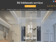 Rénovation :  DJ Bâtiments Services à Paris 75