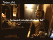 Djakarta Bali Le Restaurant Indonesien et Balinais De Paris