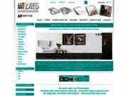 Site internet de DKO Interrupteur