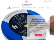 DL France Defib votre fournisseur de défibrillateurs à La Chaussée-sur-Marne