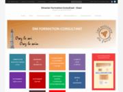 screenshot http://www.dmarien-consultant.com dm formation-consultant