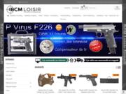 screenshot http://www.dmdiffusionboutique.fr le meilleur de l'airsoft