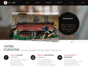 screenshot http://www.dnd.fr agence dn'd - création de site e-commerce magento