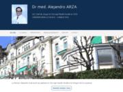 Docteur Alejandro Arza : chirurgien maxillo-facial