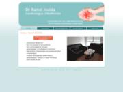 screenshot http://www.docteur-jouida.fr/ Docteur Jouida Ramzi