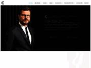 screenshot http://www.docteurlepage.fr/ docteur le page chirurgien plastique esthétique