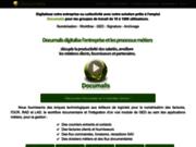 Documalis - Dématérialisation de documents, courriers, factures Ged Workflow