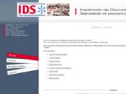 screenshot http://www.documents-scolaires.fr ids imprimerie de livrets scolaires