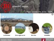 Domaine J.BOULON, Viticulteur beaujolais, Corcelle