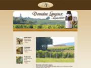 Vins du Domaine Langoux à Pouilly sur Loire - Vin Pouilly Fumé