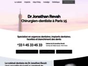 screenshot http://dr-jonathan-revah-chirurgiens-dentistes.fr/ Dr-Jonathan-Revah-Chirurgiens-Dentistes.fr
