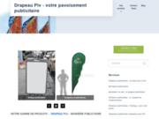screenshot http://www.drapeau-plv.com/ Drapeau plv