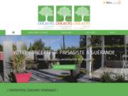 Dreamis : création espace vert à Guérande