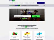 screenshot http://www.drimki.fr drimki: acheter et vendre un appartement sur paris
