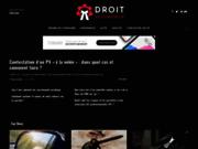 screenshot http://www.droitautomobile.com droit automobile maître le dall
