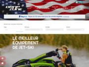 Vente en ligne de produits pour Jetski