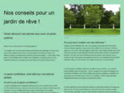 Site internet Du garden fr