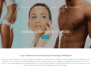 screenshot http://www.dune-esthetique.net chirurgie esthétique en tunisie