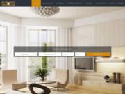 screenshot http://www.dunkerque-immo.com/ dunkerque immobilier
