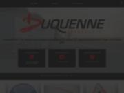 screenshot http://www.duquenne-transports.com/ duquenne transports, transport de marchandises, 62