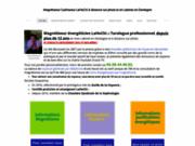 screenshot http://www.duquerroy-magnetiseur.fr magnetiseur pour personnes et animaux .