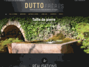 screenshot http://www.dutto-materiaux-anciens.com/ matériaux anciens
