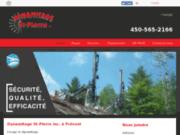 Forage et Dynamitage au Quebec: Dynamitage St-Pierre Inc.
