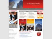 screenshot http://www.e-assurance-credit.com affacturage