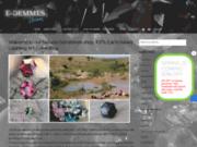 screenshot http://www.e-gemmes-stones.com Vente de gemmes