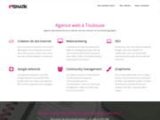 E-Tematik : Agence web Toulouse