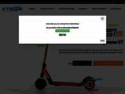 E-TWOW France - Trottinette électrique - rapide, compacte et discrète