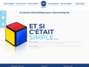 screenshot http://www.easyserviceinformatique.com assistance, maintenance informatique infogérance
