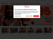 Eau-Thermale-Avene.fr, soins visage et corps