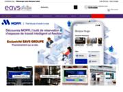 Le site du groupe EAVS