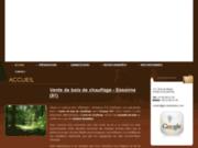 Bois de chauffage 91 buches granulés pellets idf