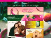 screenshot http://www.eboutic.ch les ventes privées suisses