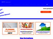 EBTP formation diagnostic immobilier