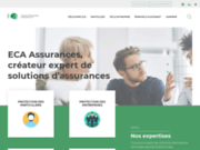 screenshot http://www.eca-assurances.com eca-assurances