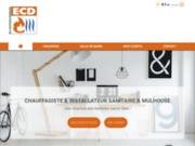 ECD, le spécialiste de installation de Sanitaire, de chauffage et de VMC à Mulhouse, en Alsace