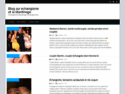 Echangisme, Blog libertin couple échangiste